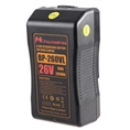 Falcon Eyes V-Mount Accu 260Wh 26V 10000mAh