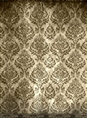 Click Props Achtergrond Vinyl met Print Manor House Damask 2,13 x 2,90m