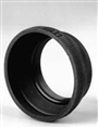 Matin Rubber Zonnekap met Metalen Ring 62 mm M-6220