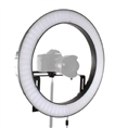 Falcon Eyes Bi-Color LED Ringlamp Dimbaar DVR-512DVC op 230V