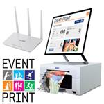 f Event Print - BOX met Router en Dongle Key