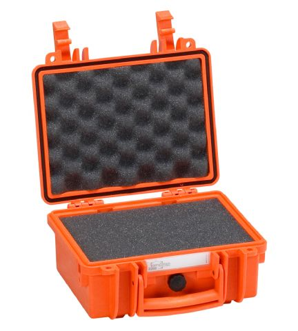 Explorer cases 2209 koffer oranje foam 246x215x112 for Action printpapier