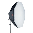 Falcon Eyes Lamp met Octabox 80cm LHD-B928FS 9x28W en 5x85W