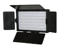 Falcon Eyes Bi-Color LED Lamp Set Dimbaar DV-216VC-K2 incl. Accu