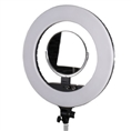 StudioKing LED Ringlamp Set LED-480ASK op 230V