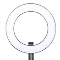 Falcon Eyes Bi-Color LED Ringlamp Dimbaar DVR-384DVC op 230V
