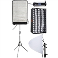 Falcon Eyes Flexibel LED Paneel RX-12TD Set 1