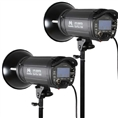 Falcon Eyes LED Lamp Set Dimbaar LPS-1000TD met statief
