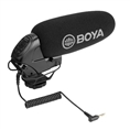 Boya Video Camera Shotgun Richtmicrofoon BY-BM3032