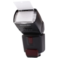 Falcon Eyes TTL Speedlite Camera Flitser DHV-118AZ-C voor Canon Demo