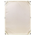 Falcon Eyes Flex Reflector Doek CR-B1520SW Zilver/Wit 150x200cm