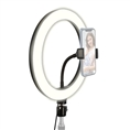 StudioKing Bi-Color LED Ringlamp RL10-USB