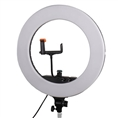 StudioKing Ringlamp Set LED-480ASK met Statief