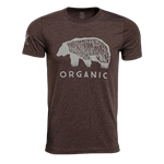 f Vortex Organic Bear T-shirt Maat XL