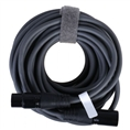 XLR Kabel 3-Pins XLR Male naar Female 10m